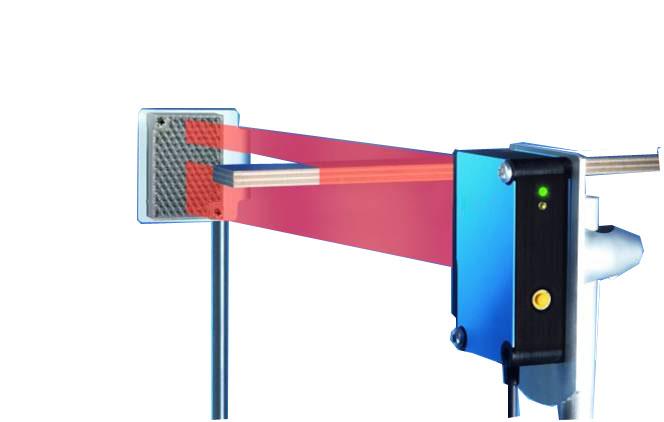 czujnik optyczny odbiciowy