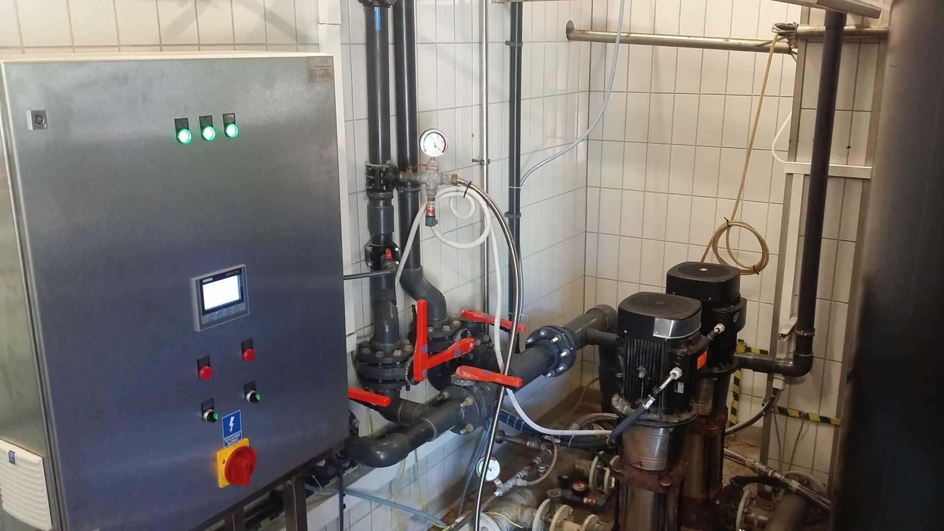 Zestaw hydroforowy hydrofornia