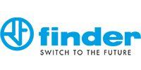 Finder – producent m.in. aparatury sterującej, przekaźniki, timery, liczniki, zasilacze