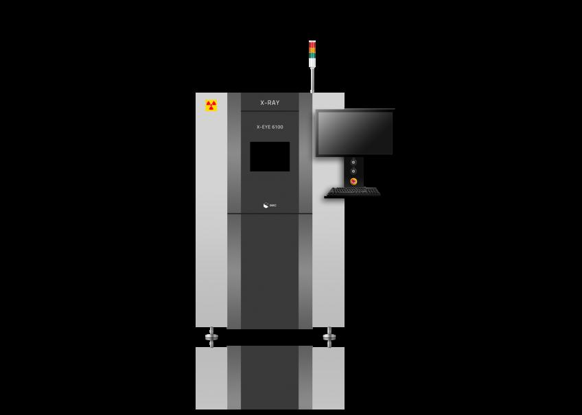 System automatycznej inspekcji rentgenowskiej X-EYE SF 6100