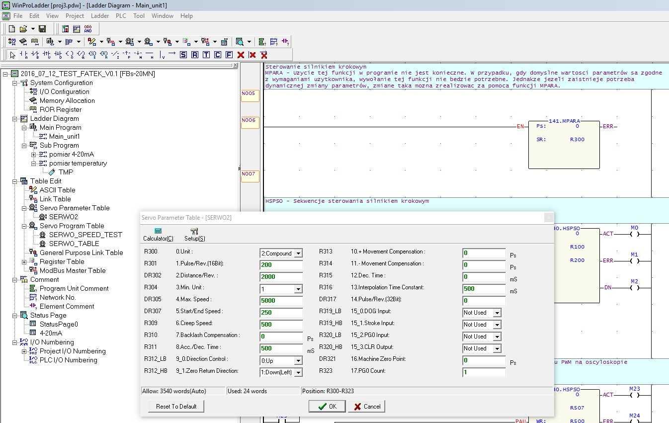 Winproladder_konfiguracja_silnika_krokowego2
