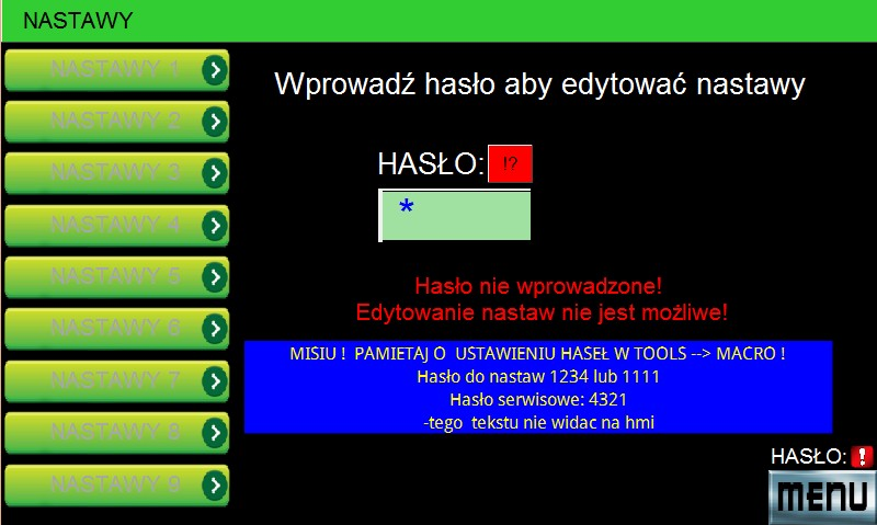 szablon weintek przykladowy projekt easybulder 800x480 haslo